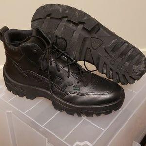 Men's 10.5 Rocky high top work boot